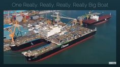 Feast your eyes on the world largest ship [video] http://holykaw.alltop.com/feast-eyes-world-largest-ship-video?gk3…