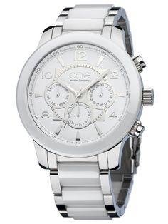 16f713b07fe Relógio One B W Edição Limitada - OLLGW1BB32Y Versatilidade