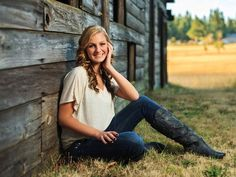 outdoors senior picture ideas - Google Search