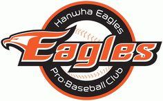 World Baseball, Baseball League, Typography Logo, Logos, Korean President, Sport Online, Sports Logo, Eagles, Logo Design