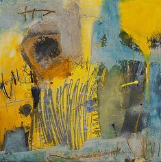 Abstrakte Malerei von Iris Rickart / Unikatbild 299