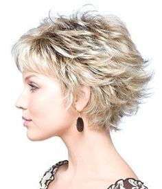 Short Hair Styles For Women Over 50 | Short hair-Love this cut! | My Style #hair #beauty by staci: