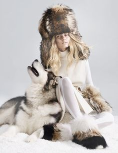 """Dreaming of Dior: """"White Fashion"""" by Damian Foxe for How to Spend It 2015"""