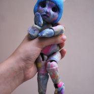 Cold Porcelain Doll