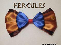 Hercules Hair Bow Disney Inspired by bulldogsenior08 on Etsy, $8.00