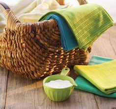 Spic and Span: Easy Homemade Cleaners - Healthy Home - Mother Earth Living