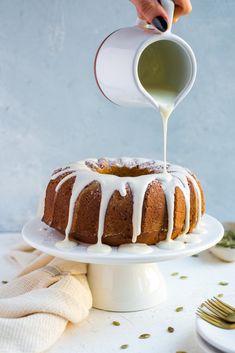 Vanilla Cake, Tiramisu, Healthy Recipes, Healthy Food, Good Food, Food And Drink, Pudding, Pumpkin, Cupcakes