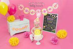 You are my Sunshine Birthday Chalkboard, Chevron Birthday, Birthday Name, Happy Birthday Banners, Birthday Parties, Diy Birthday, Milestone Birthdays, First Birthdays, First Birthday Posters, Sunshine Birthday