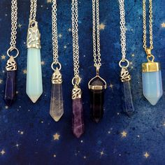 Beautiful Fluorite, Opalite, Amethyst & more! Find them at:  http://www.cellsdividing.com/collections/stones