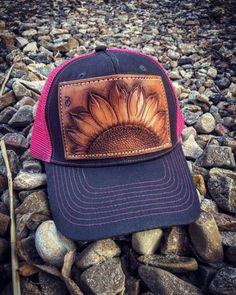 Love this Sunflower Snap Back Hat - 7/o Brand