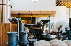 SOMA District - Sightglass Coffee