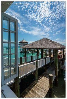 Boat House Restaurant at Valentines Resort, Harbour Island
