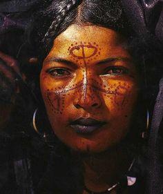 Tuareg woman   African beauty