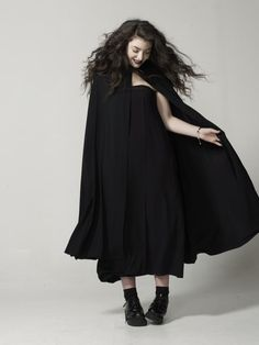 Outtake from Lorde's Rolling Stone photo shoot