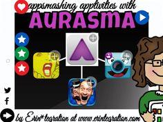 App Smashing with Aurasma - activities
