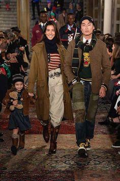 2e92a3b69e3 Ralph Lauren Fall 2018 Ready-to-Wear Fashion Show