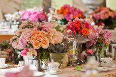 Luxurious Bridal Shower Tea Party | Jihan Abdalla Photography