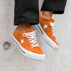 Converse One Star OX EU 40 46 5 85 check link in bio Converse One Star Ox, Converse Style, Converse High, Converse Shoes Outfit, Mens Vans Shoes, Sock Shoes, Cute Shoes, Me Too Shoes, Converse Shoes