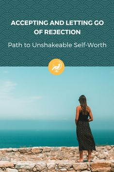 Accepting and Letting Go of Rejection - The World is Your Office Worlds Of Fun, Letting Go, Paths, Let It Be, Lets Go, Move Forward