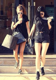 Kylie Jenner And Sofia Richie