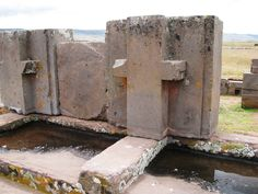 Puma Punku Cut Stone ancient tools « UFO-Contact News