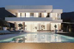 House M designed by monovolume architecture + design.