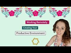 Working Remotely: Creating Your Productive Environment . . . . #work #workingremotley #wisdom #youtube #vlog #vlogger