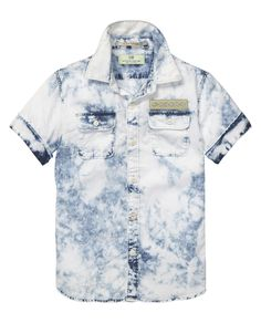 Camisa con relaxed fit - Scotch & Soda