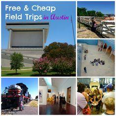 Free Fun in Austin: Free & Cheap Field Trips in Austin