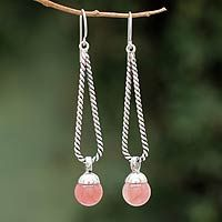 Cherry Drop Twist from @NOVICA, They help #artisans succeed worldwide.
