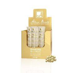 Alissi+Brontë+Diamond+Gold+Pearl+Tratamiento+Litocosmético+con+piedras+preciosas.+
