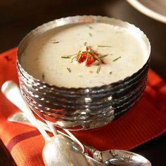 Holiday Mushroom Soup