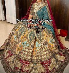 Wedding Lehengas USA | Punjaban Designer Boutique