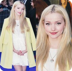 "Photo: Dove Cameron In France Promoting Disney's ""Descendants"" September 23…"