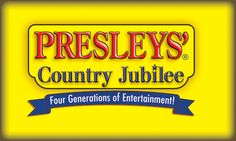 Presleys' Country Jubilee. Found this show on RFD-TV. Love the great old-time country music, bluegrass, and southern gospel!
