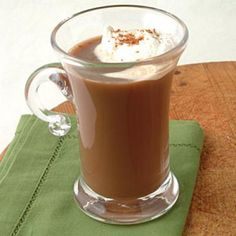 Mocha-Spiced Coffee | CookingLight.com