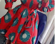 African Woman Dress, African Fabric Dress, Ankara Dress, African Print Dress - All About African Dresses For Women, African Print Dresses, African Women, African Fashion, Robes Tutu, Maxi Robes, Ankara Maxi Dress, Celebrity Inspired Dresses, African Traditional Dresses