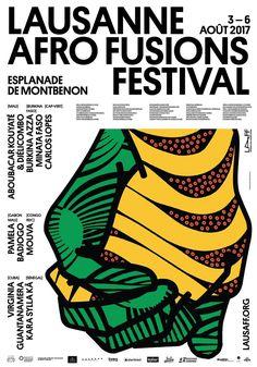 Lausanne Afro Fusions Festival 2017
