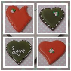 Valentine Charity Cookies
