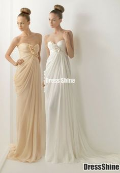 Wedding Bridal Dresses,Prom Dresses,Gowns,Plus Sized,Custom Made Bridesmaid Dresses and Bridal Accessories 2015 Wedding Dresses, Formal Dresses For Weddings, Prom Party Dresses, Wedding Dress Styles, Bridal Dresses, Wedding Gowns, Formal Wedding, Evening Dresses, Champagne Bridesmaid Dresses