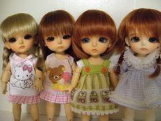 Lati Yellow Miel, Kuroo, Lea, and Sophie | Flickr - Photo Sharing!