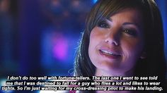 Lois Lane from Smallville Lois Smallville, Smallville Quotes, Tv Quotes, Movie Quotes, Ironic Quotes, Erica Durance, Superman And Lois Lane, Step Up Revolution, Education Humor