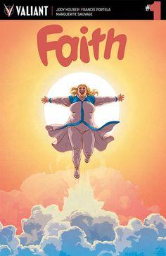 Faith #1, Variant (DD)