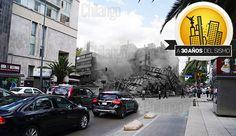 12 fotos que te harán revivir el terremoto del 85