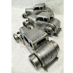 32 ford's un chopped Metalart motorsports racing welding cars metal art hotrod ratrod classic automobile