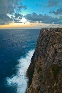 the bluffs at cayman brac, one of the most spectacular views i've ever witnessed in my life, get me back there asap!