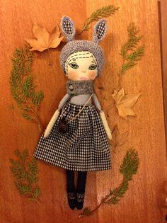 art doll forest fairy heirloom doll elf doll by NatashaArtDolls