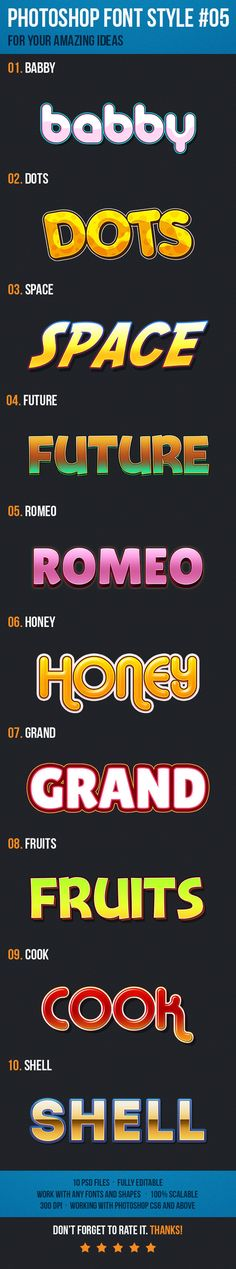 Buy 10 Font Style for Game Logo by manachin on GraphicRiver. 10 Font Style for Game Logo There are a total of 10 different graphic styles. The benefits of this product: 10 PS. Photoshop Fonts, Text Style, Logo Style, Awkward Pictures, Best Funny Photos, Game Logo, Text Effects, Creative Resume Templates, Lyrics