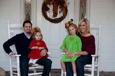 Gabriel & Jill Swaggart with their daughters Abby Jill & Samantha Gabrielle
