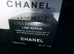 CHANEL ULTRA CORRECTION LINE REPAIR ANTI-WRINKLE DAY CREAM SPF 15 (50g/1.7oz)